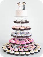 Cupcake ve Pasta Kulesi
