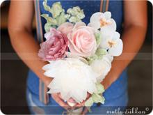 Yenilebilir Kağıttan Çiçek Kursu CCK201